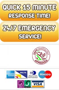 Emergency locksmiths in Abbotsford CA, 24 hours a day!